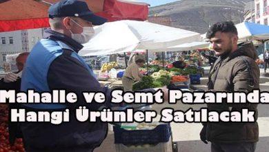 Photo of Bayburt Halk Pazarına Yeniden Düzenleme