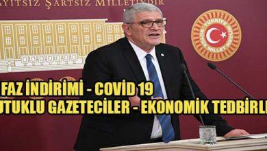 Photo of Müsavat Dervişoğlu'ndan Önemli Açıklamalar