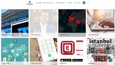 Photo of İBB'den Koronavirüs Hakkında Yeni Web Sitesi