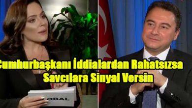 Photo of DEVA Partisi Genel Başkanı Babacan'dan Önemli Açıklamalar